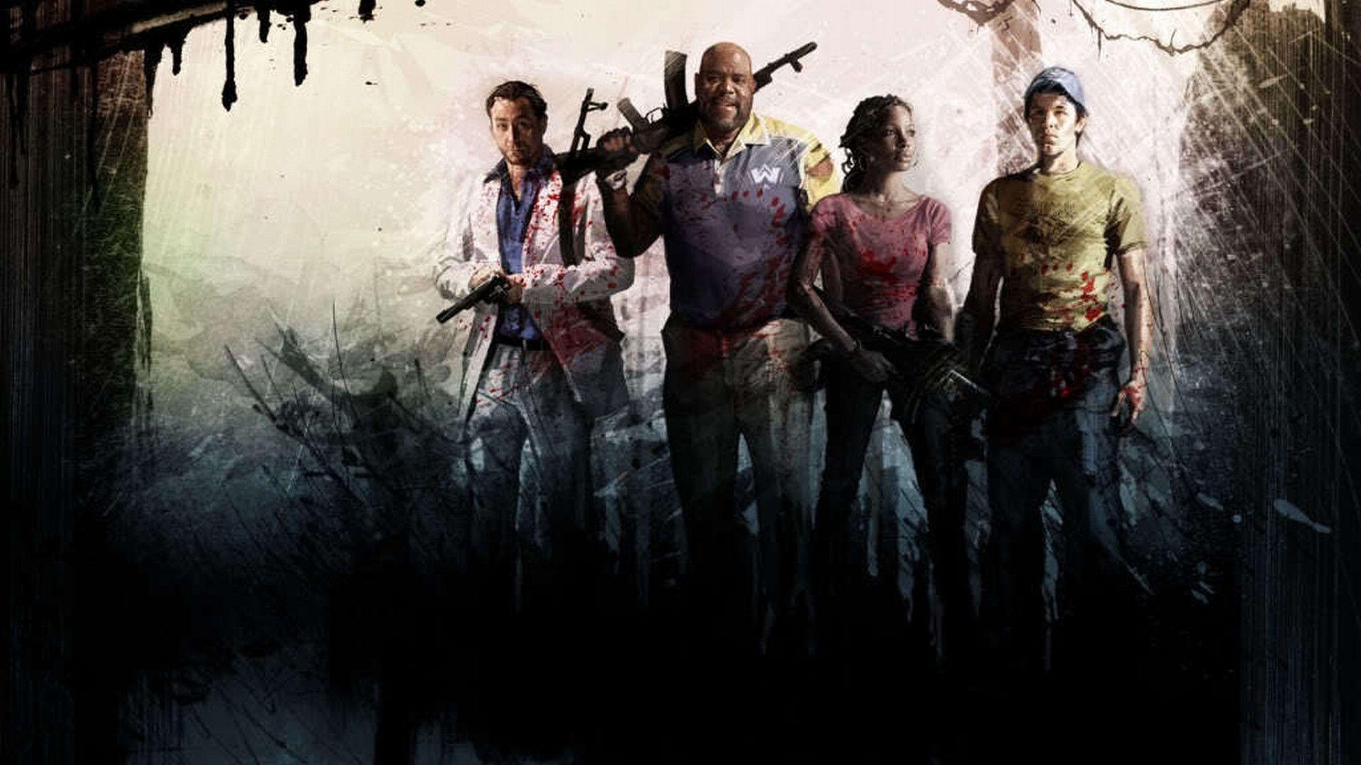 Left 4 Dead / Horror Games