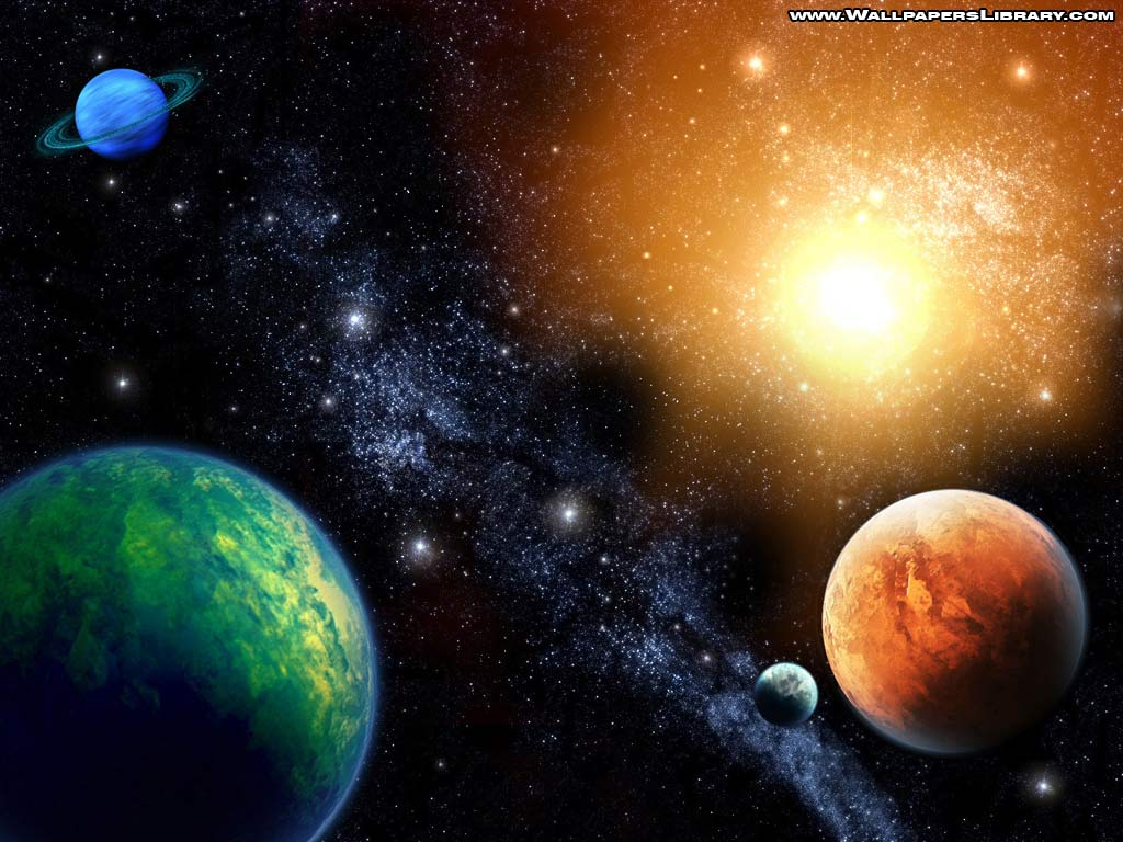 Solar System HD Wallpapers - HD Wallpapers Inn
