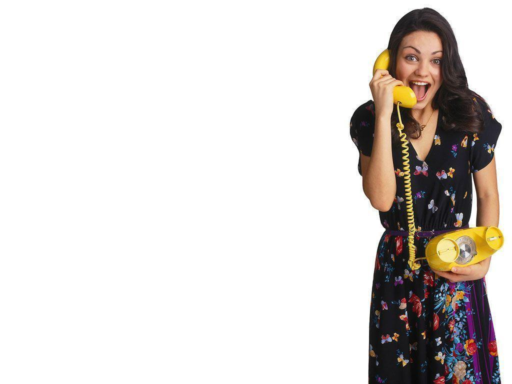 Mila Kunis HD Wallpapers For PC | Full Masala