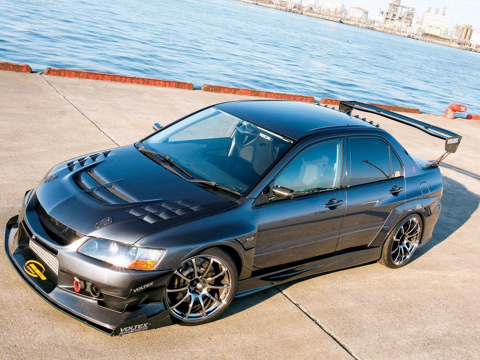 Mitsubishi Evo 8 Mr Wallpaper