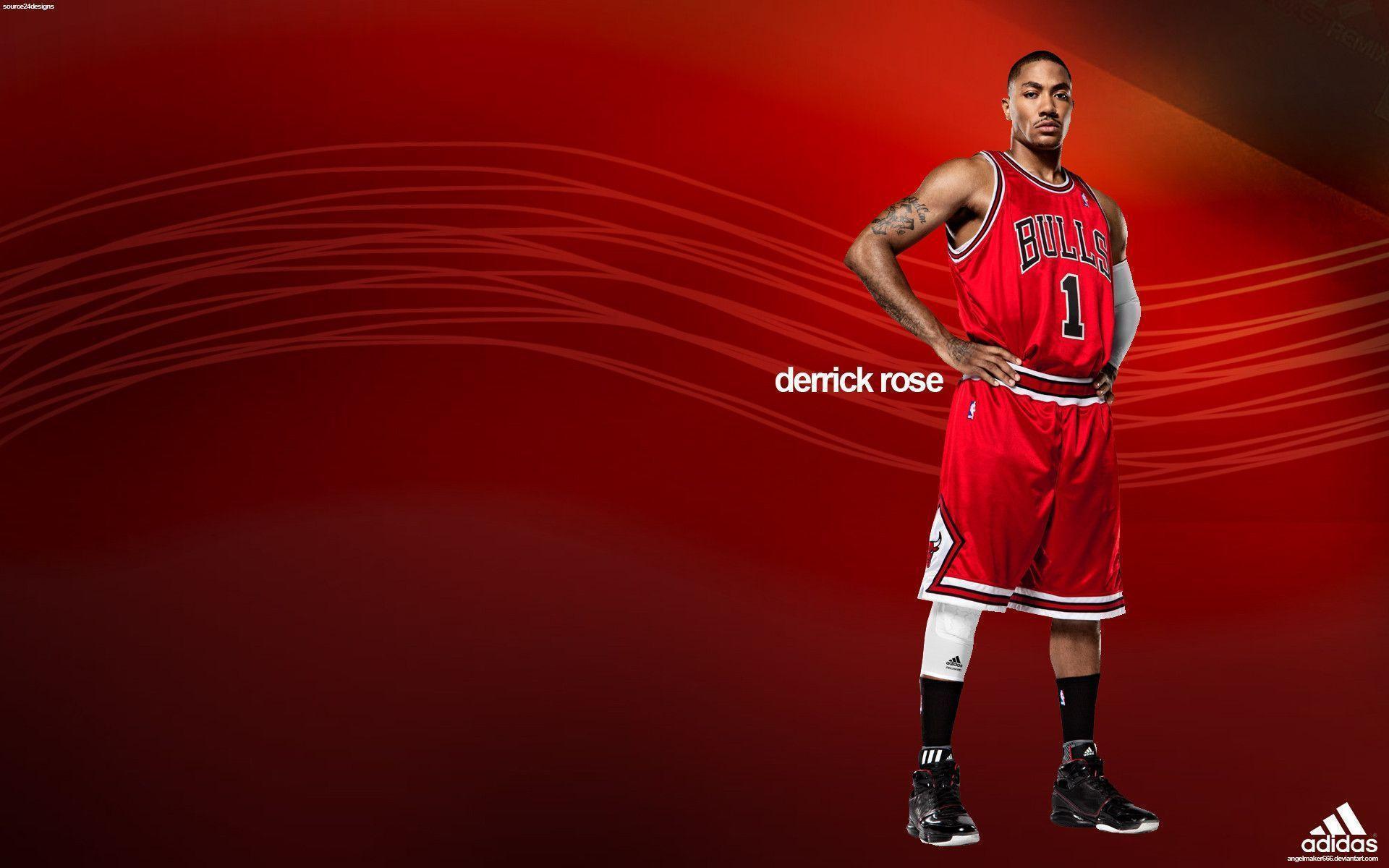 1ed676e21f5 Chicago Bulls Derrick Rose 54 100196 Images HD Wallpapers