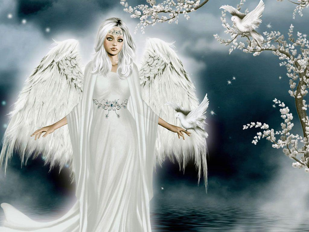 Free Angel Wallpapers