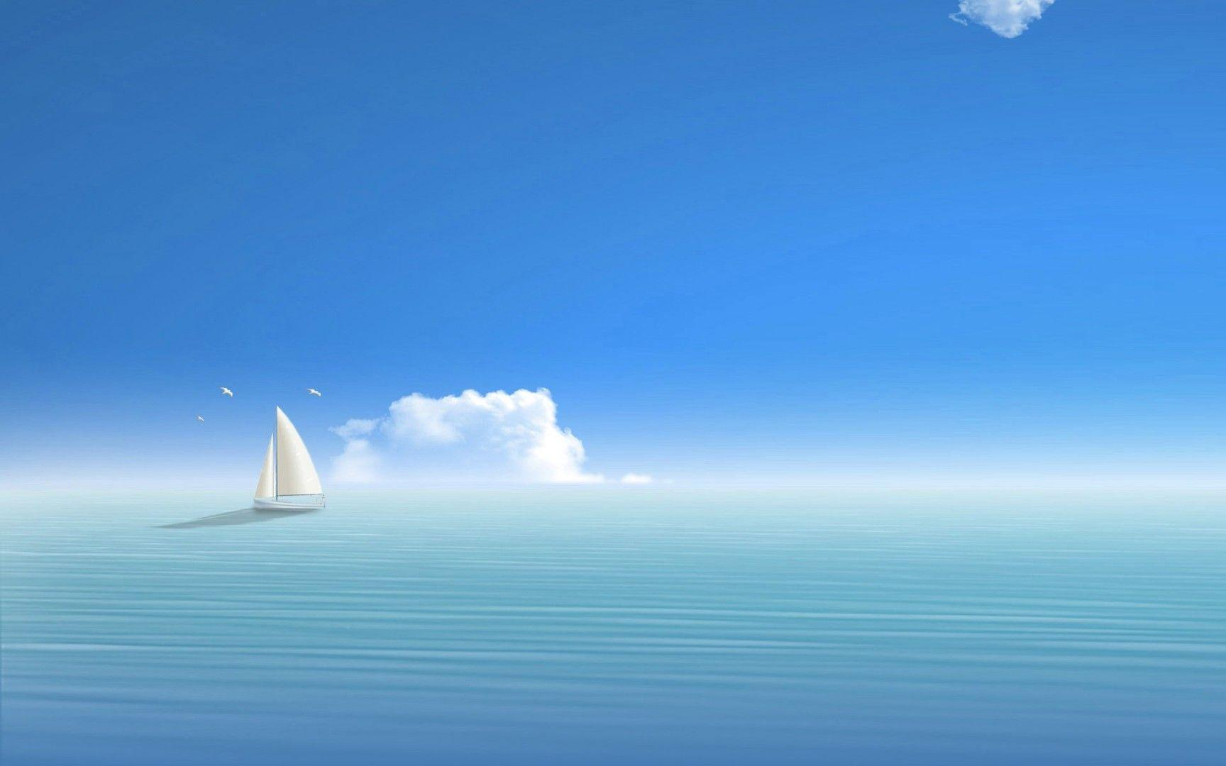 hungry for sailboat wallpaper - photo #14
