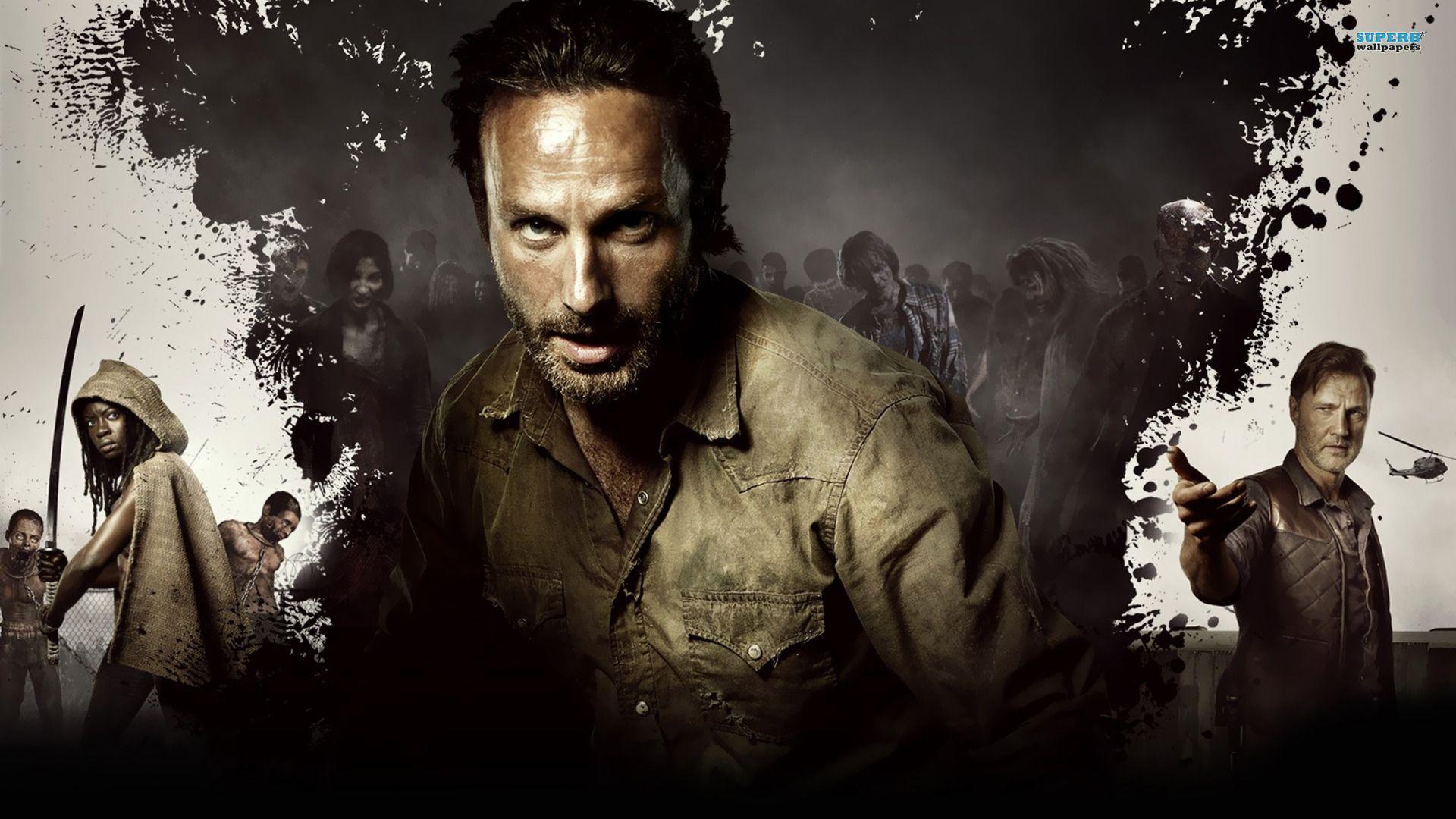 The Walking Dead Season 6 Wallpaper Hd 43563 Investis