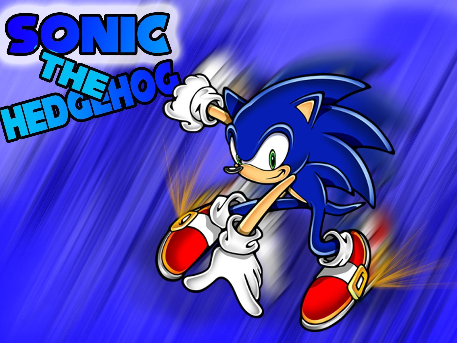wallpaper sonic blue - photo #37