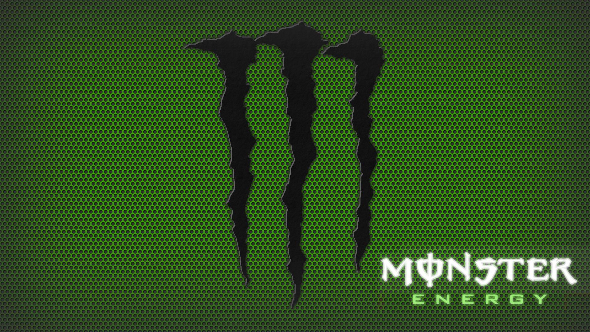 Wallpapers For > Green Monster Energy Wallpaper