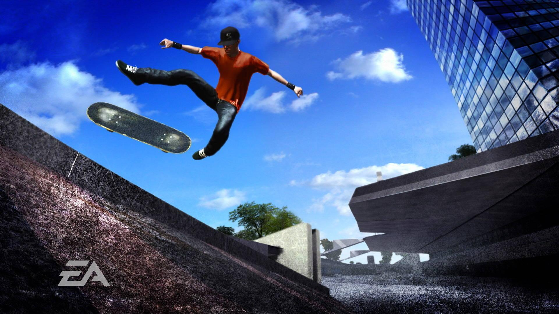 Wallpapers For > Skate 3 Wallpaper Hd