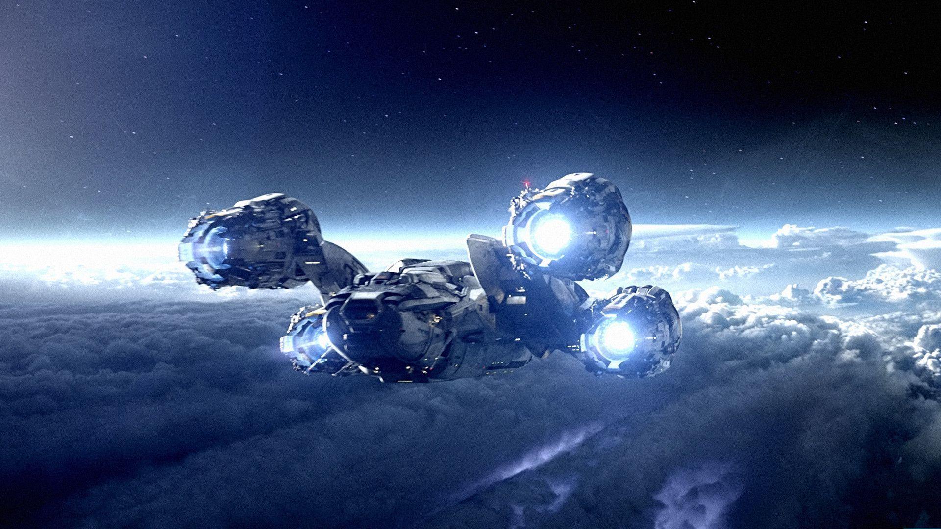 prometheus-space-ship- ...