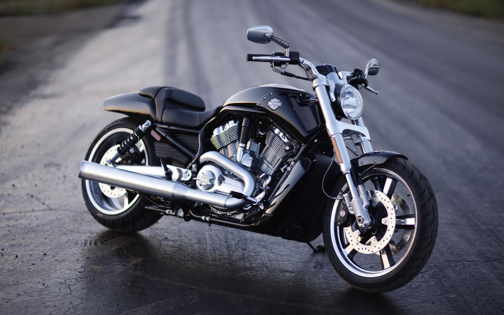 Harley Davidson Motorcycle Wallpaper Backgroun 12125 Full HD ...