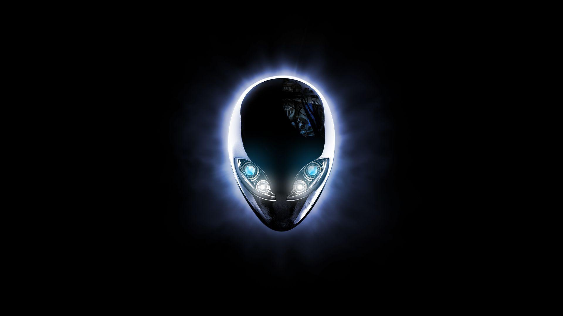 blue alienware wallpapers wallpaper cave