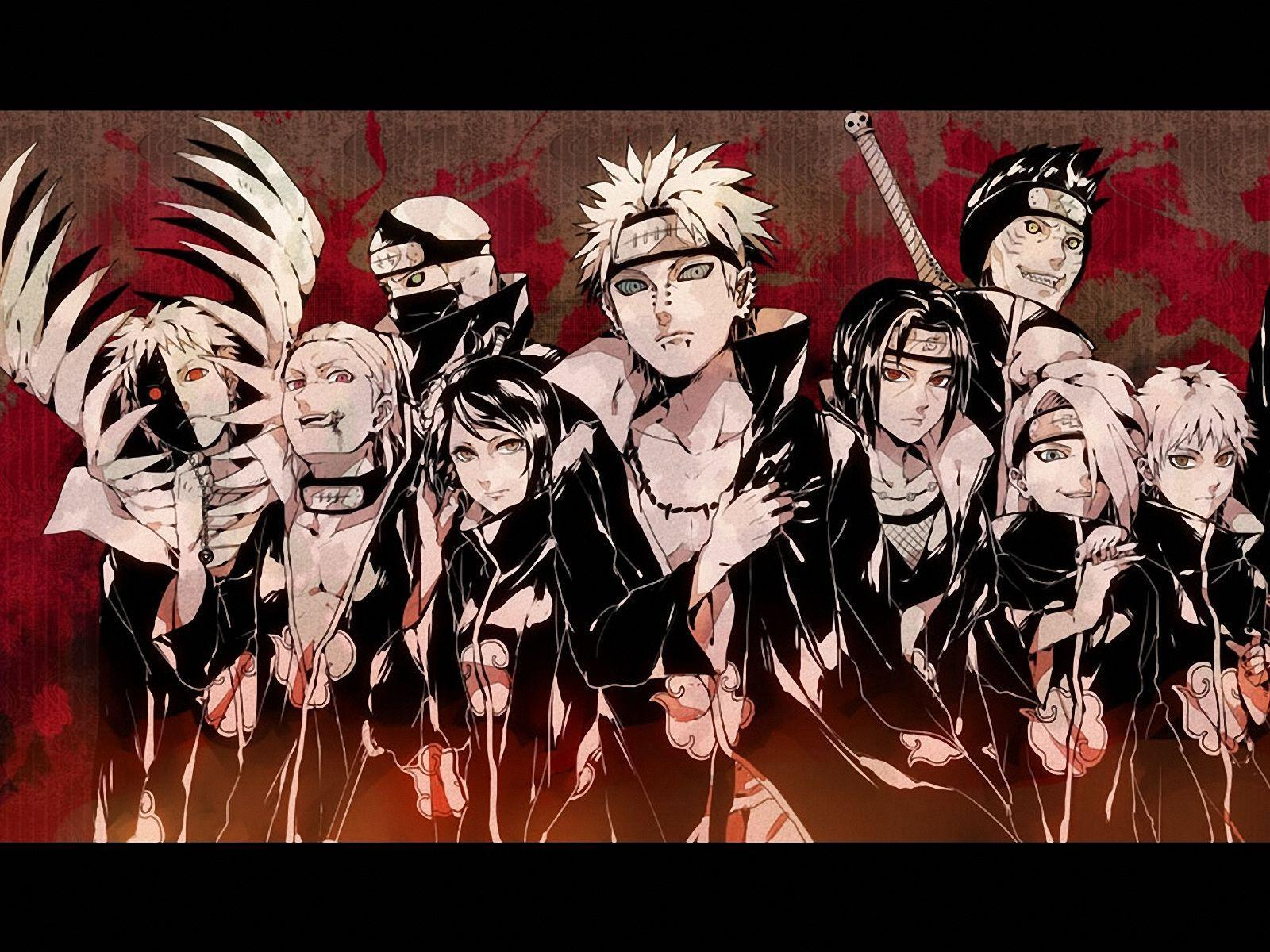 Cool Naruto Wallpapers Wallpaper Cave