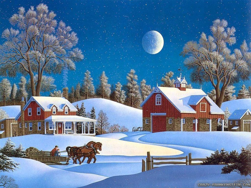 country christmas images - photo #3