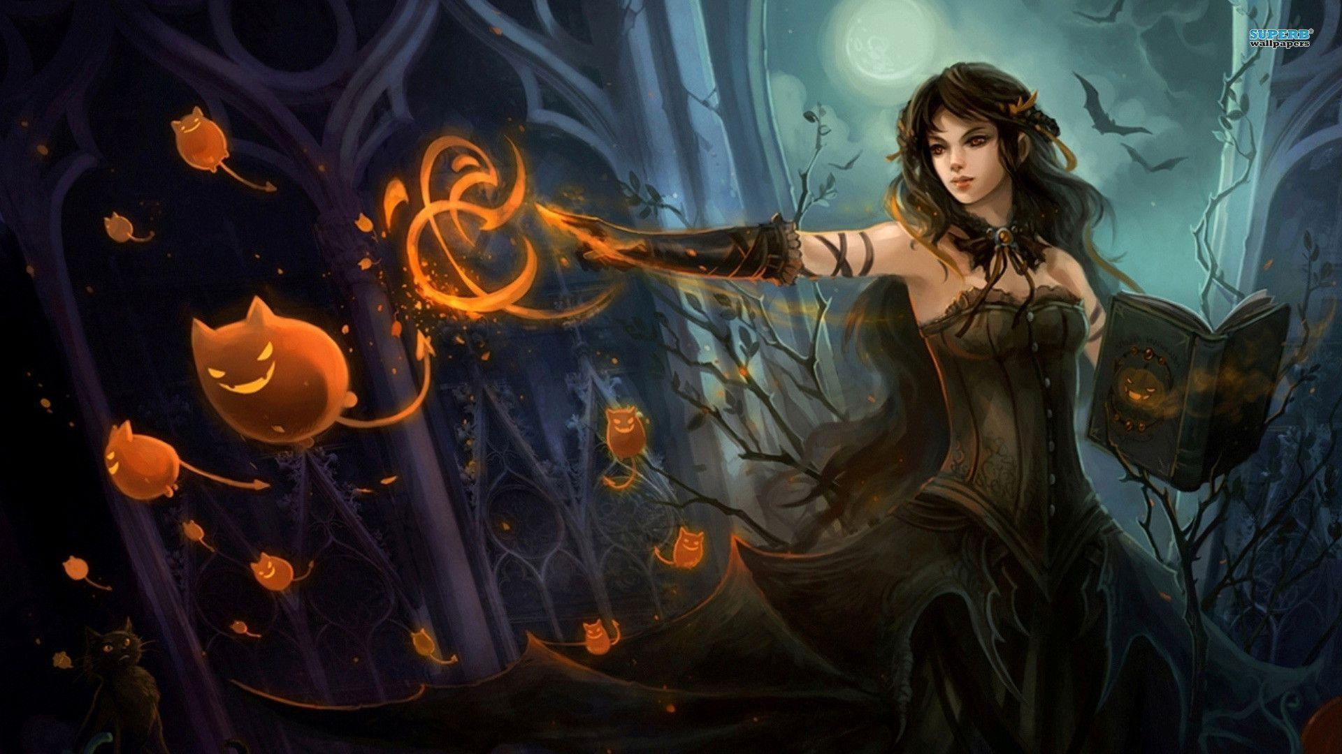 witch wallpapers wallpaper cave