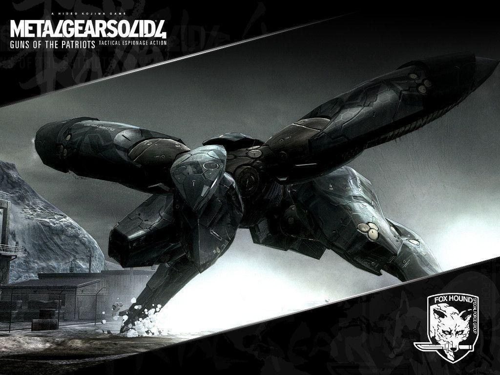 Image For > Metal Gear Ray Wallpapers