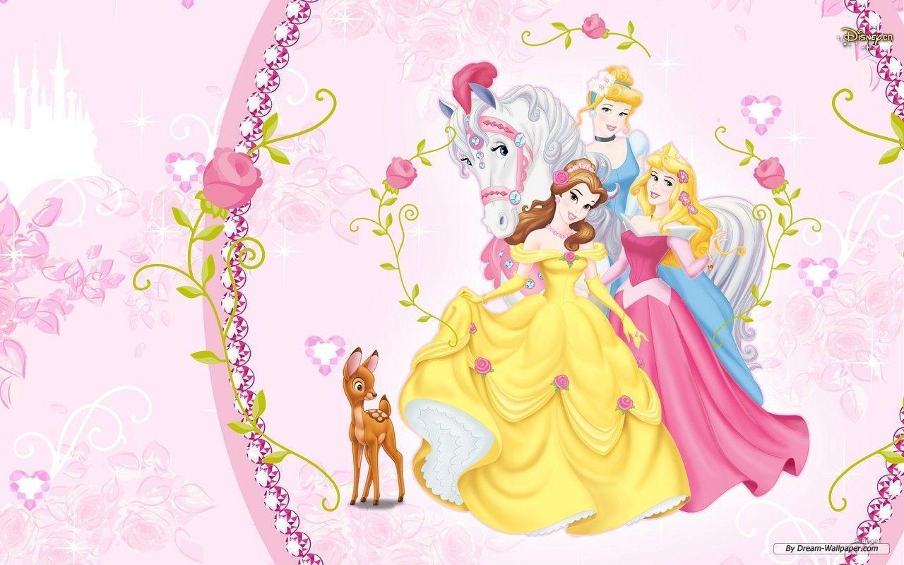 Disney Princesses Wallpapers - Wallpaper Cave