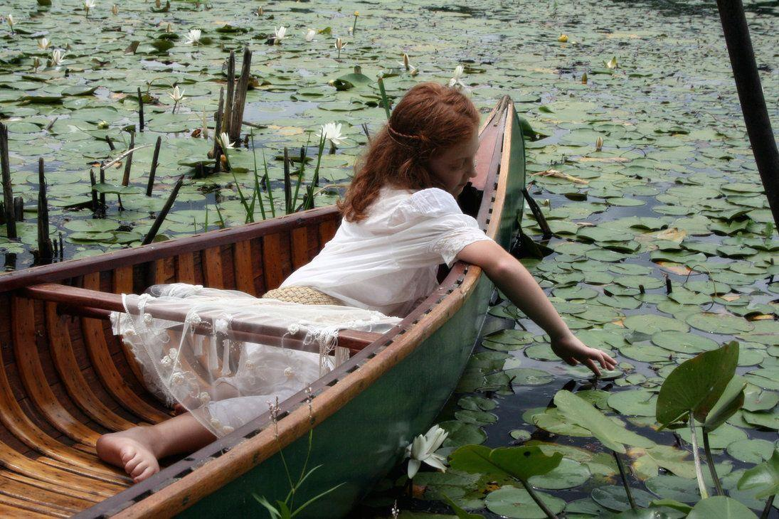 deviantART: More Like Lady of Shalott 1 by Sindariin