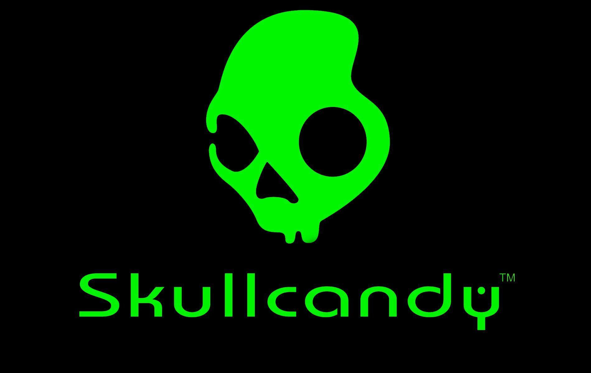 Skullcandy Logo Wallpaper