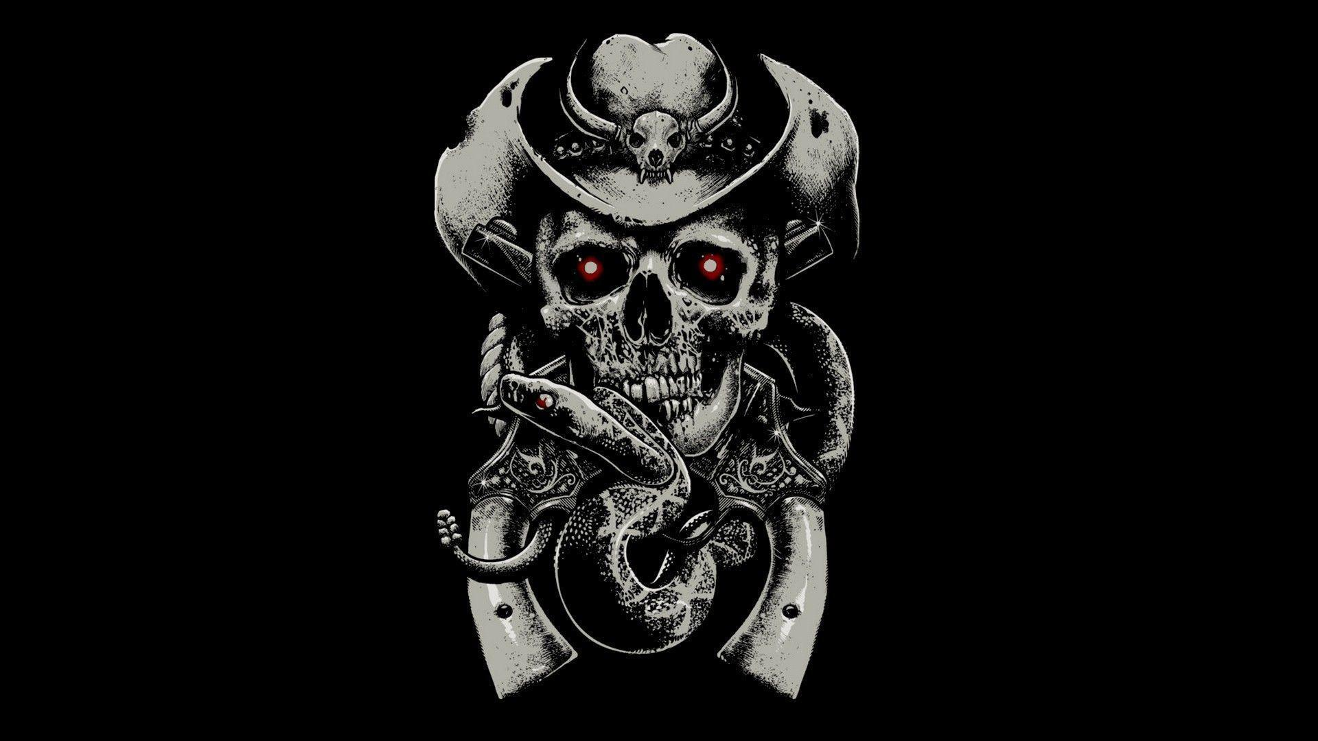 cool rock skull live wallpaper - photo #44
