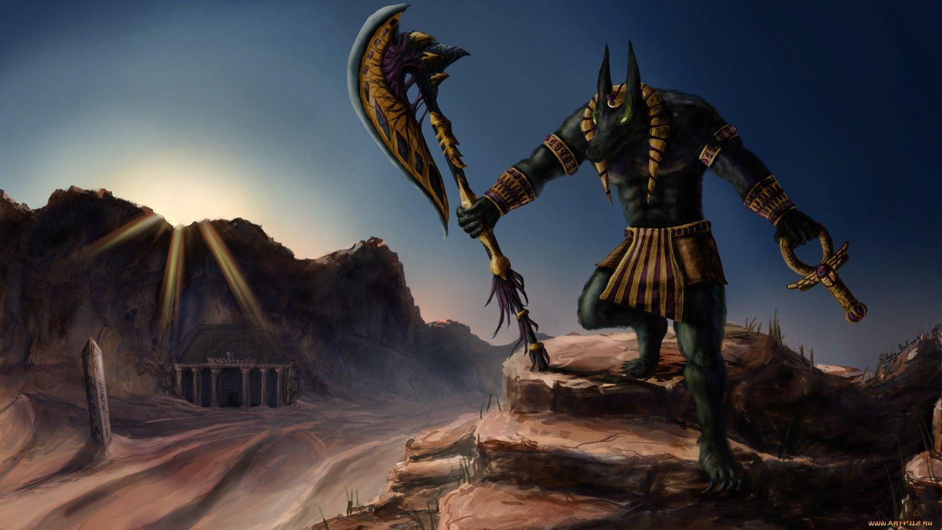 anubis wallpaper for pc - photo #3