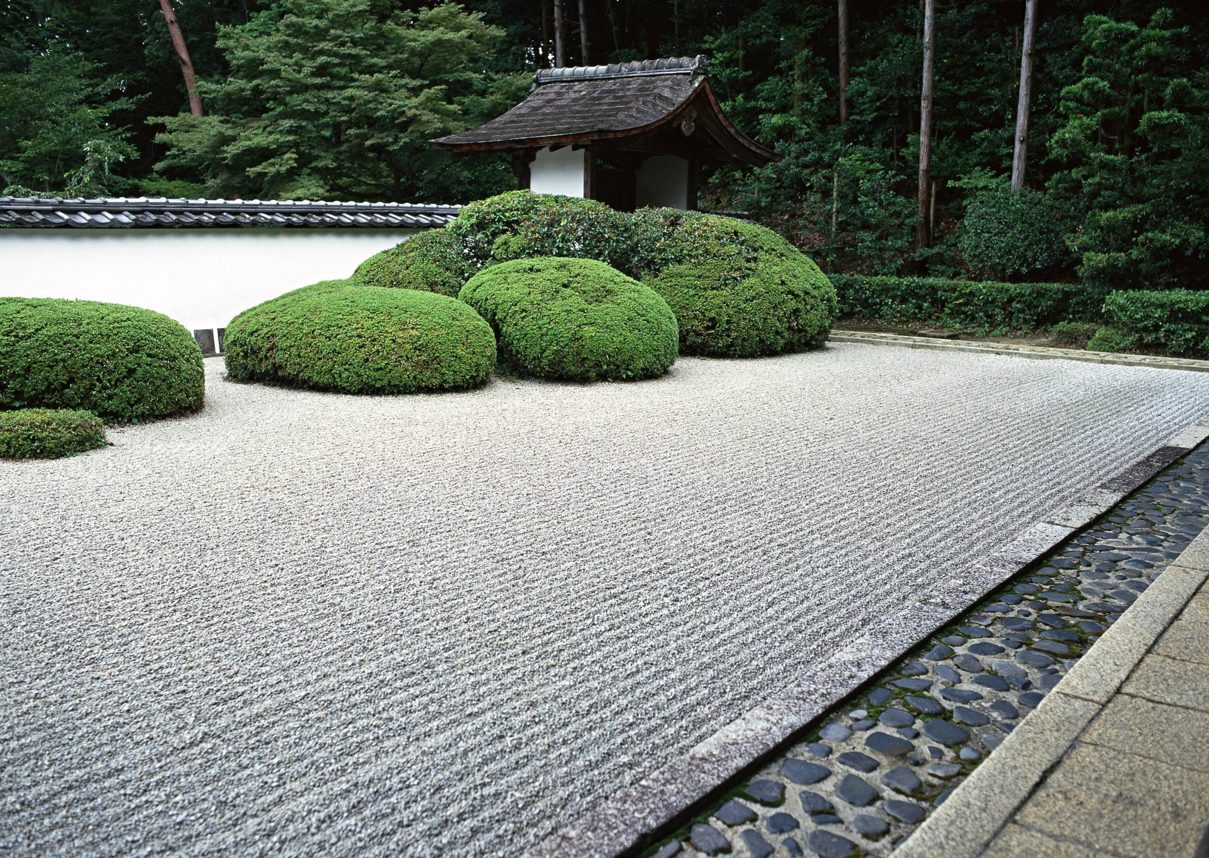 Zen garden wallpapers wallpaper cave for Backyard zen garden design