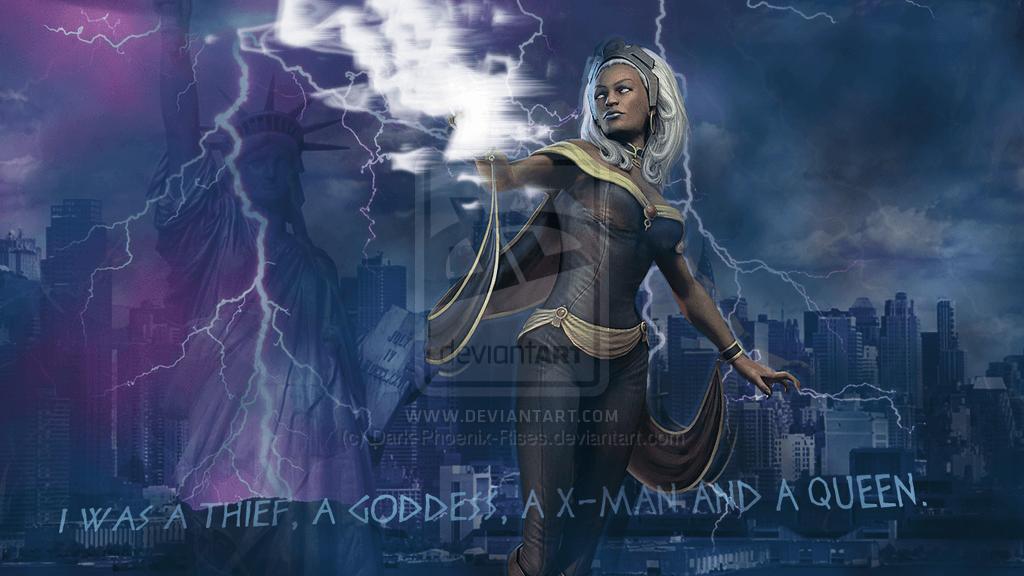 Storm X Men Wallpaper 63 Images: X-Men Storm Wallpapers