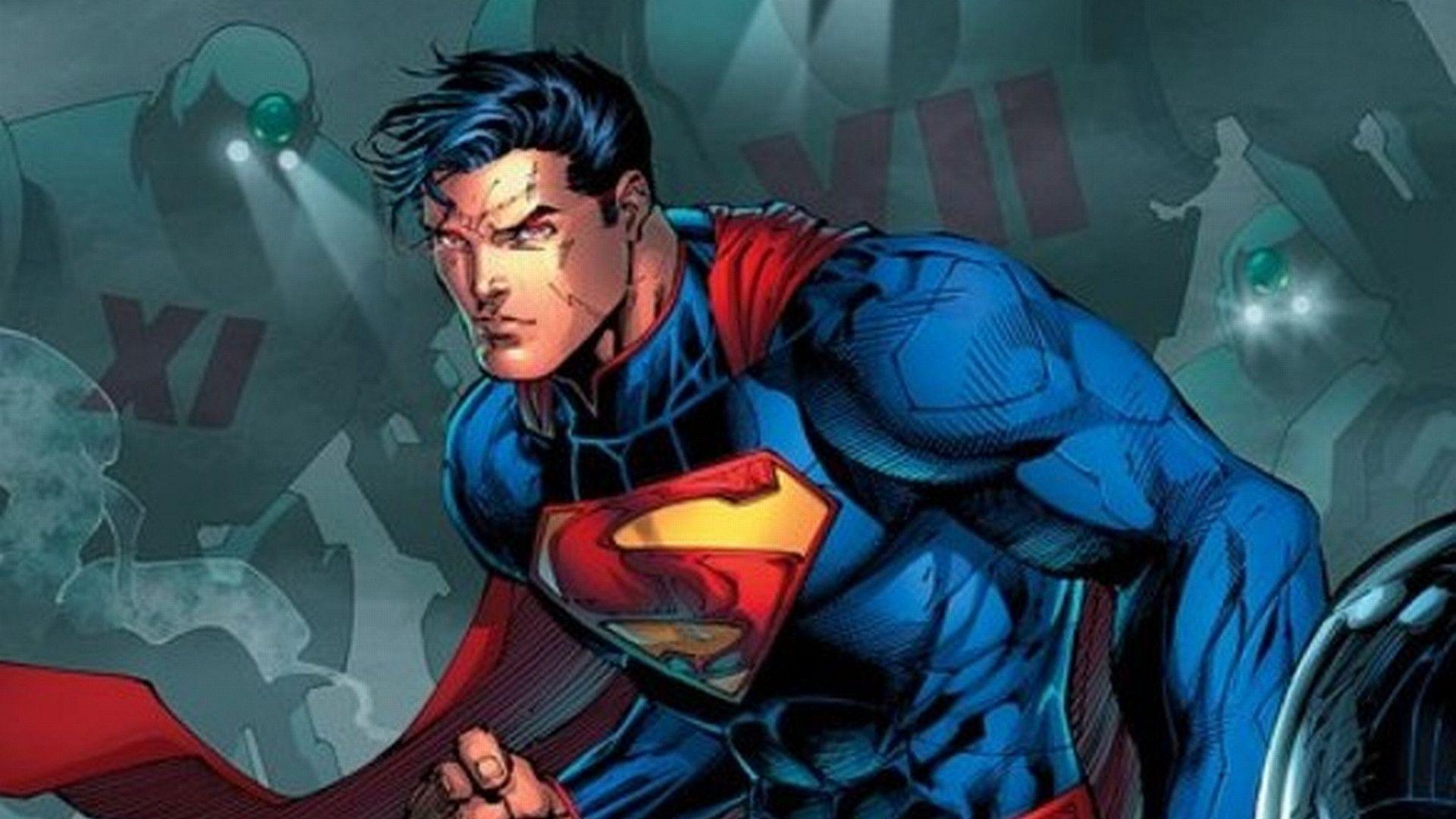 Superman Comic Wallpaper Free For Iphone