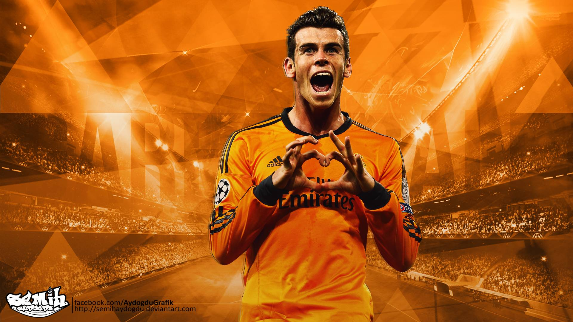 real madrid 2014 wallpaper gareth bale | Football HD Wallpapers
