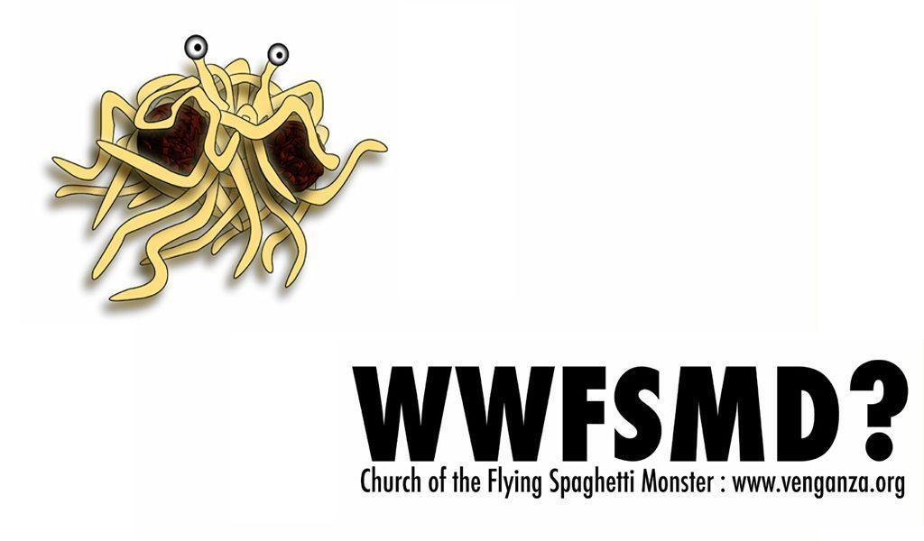 Flying Spaghetti Monster Wallpapers Wallpaper Cave