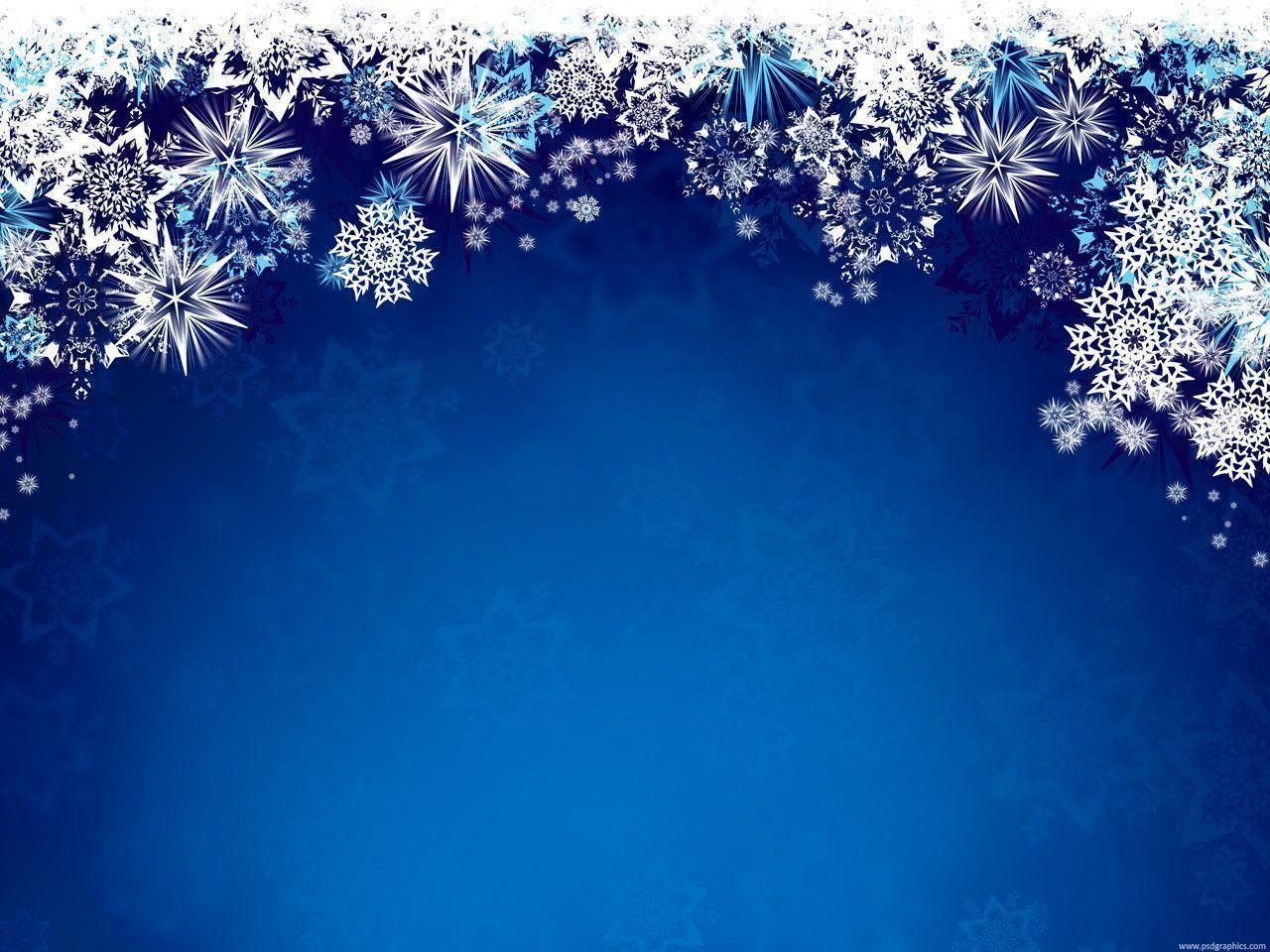 winter themed backgrounds - gse.bookbinder.co, Powerpoint templates