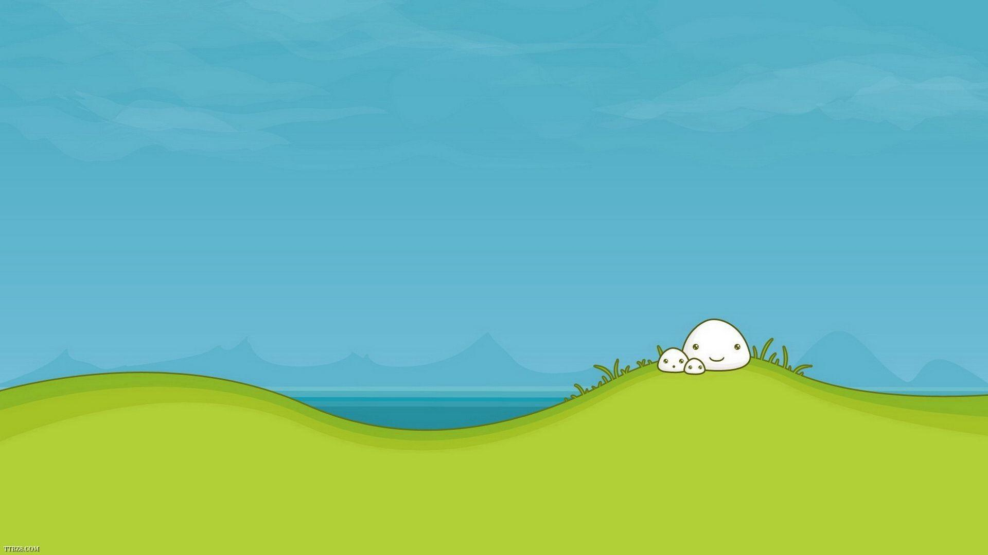 cute cartoon backgrounds wallpaper cave