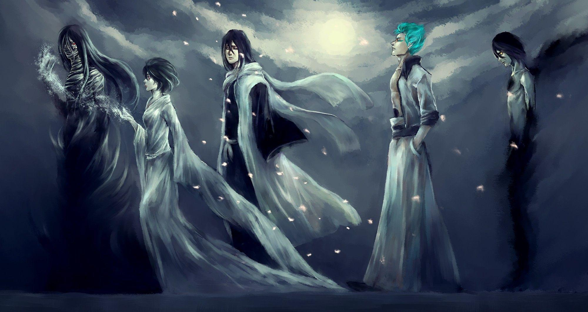 Bleach wallpapers wallpaper cave for Photo ecran bleach
