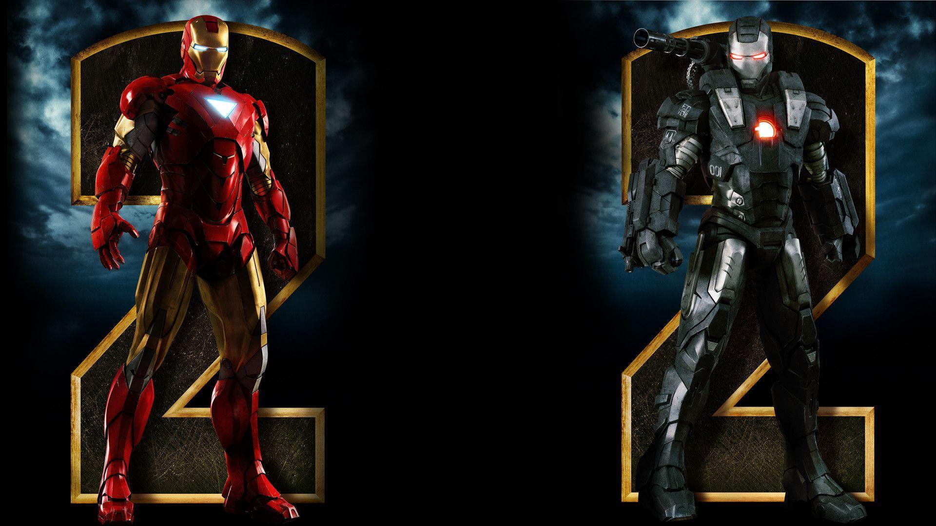 Iron Man Wallpaper Widescreen Pocket press