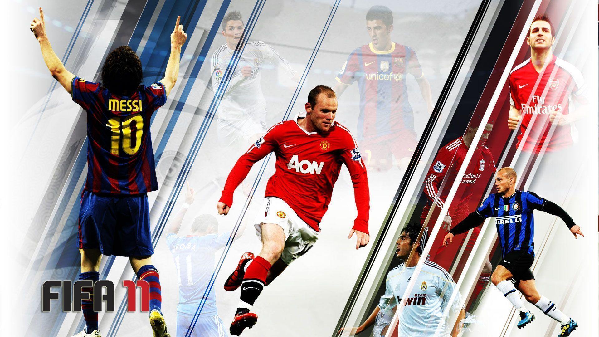 FIFA Soccer 11 Wallpaper 1920x1080