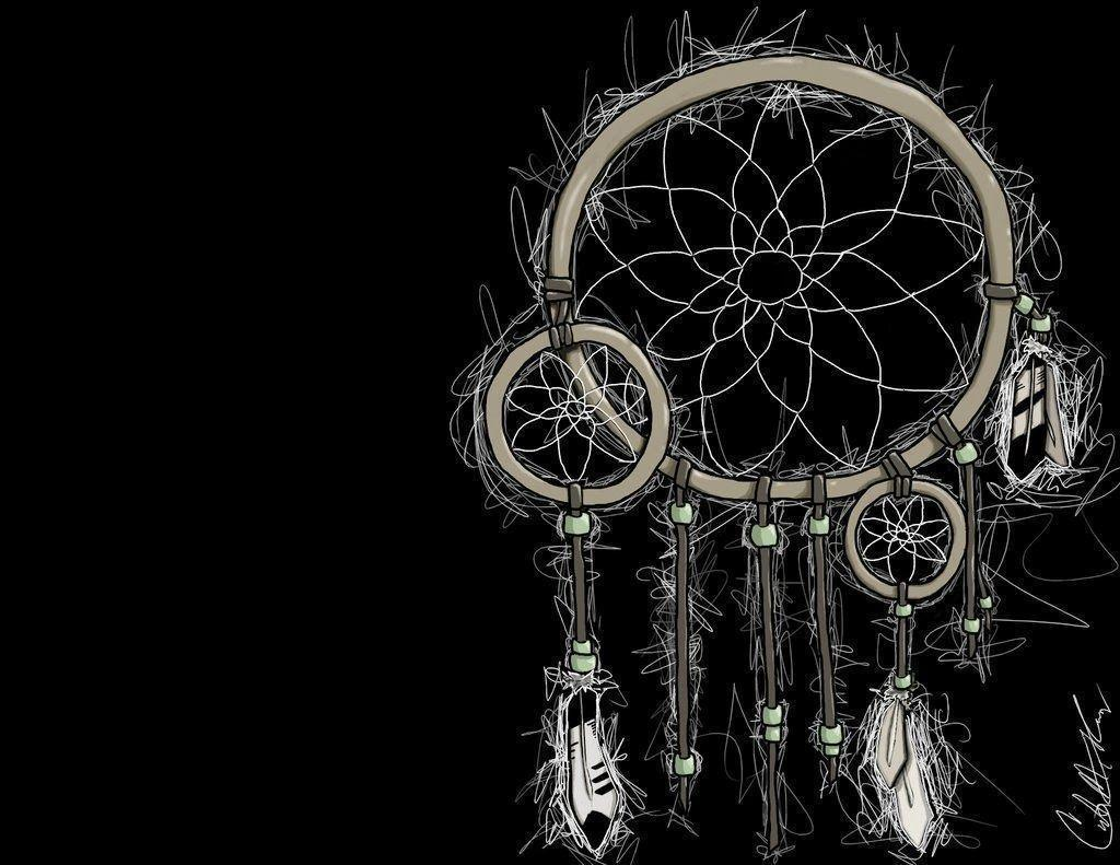 dream catcher eagle desktop wallpaper - photo #22