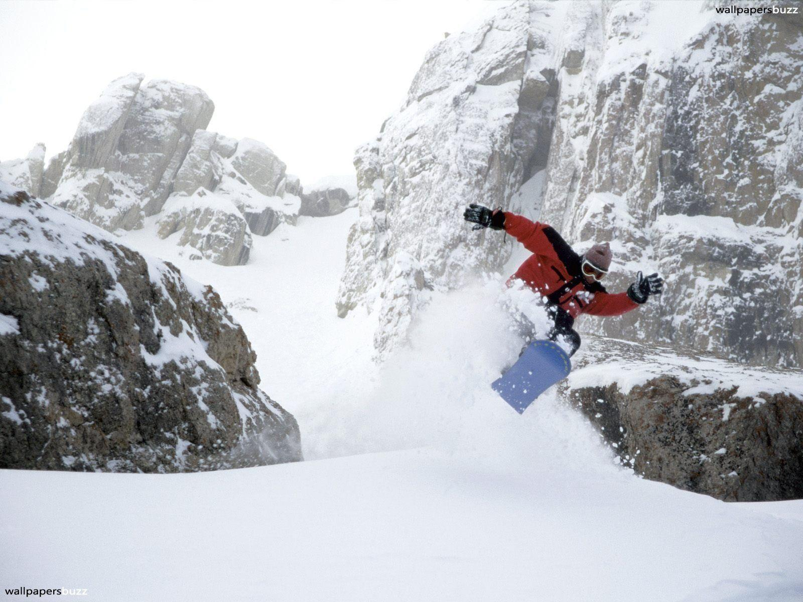 HD Snowboarding Wallpapers - Wallpaper - 250.4KB