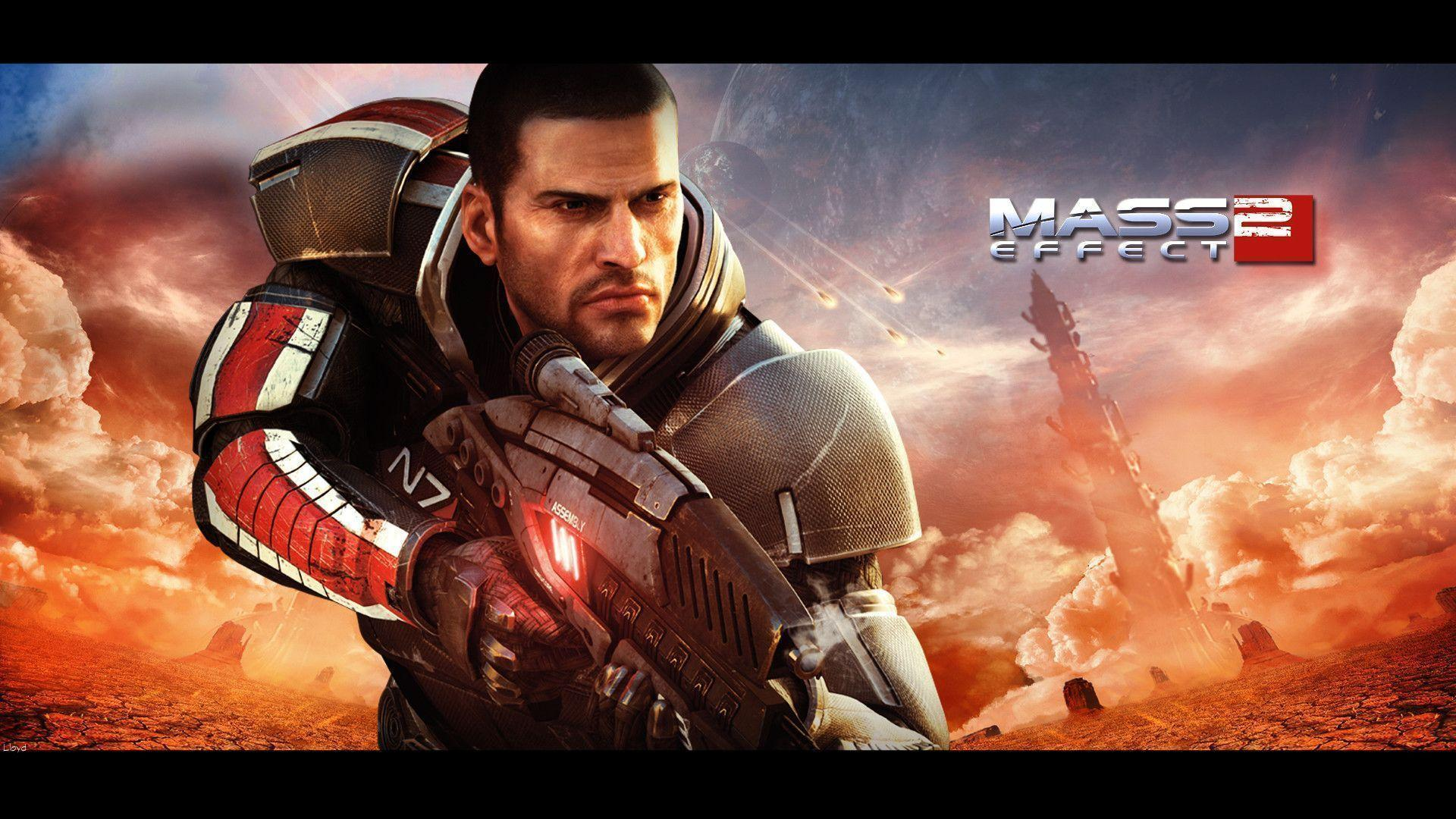 Download Games Mass Effect Wallpapers 1920x1080