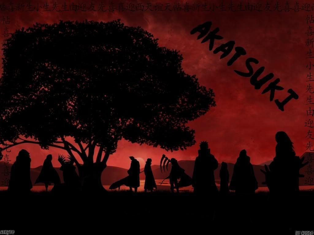 Naruto Akatsuki Wallpaper Hd Resolution Hd - WallpaperZ