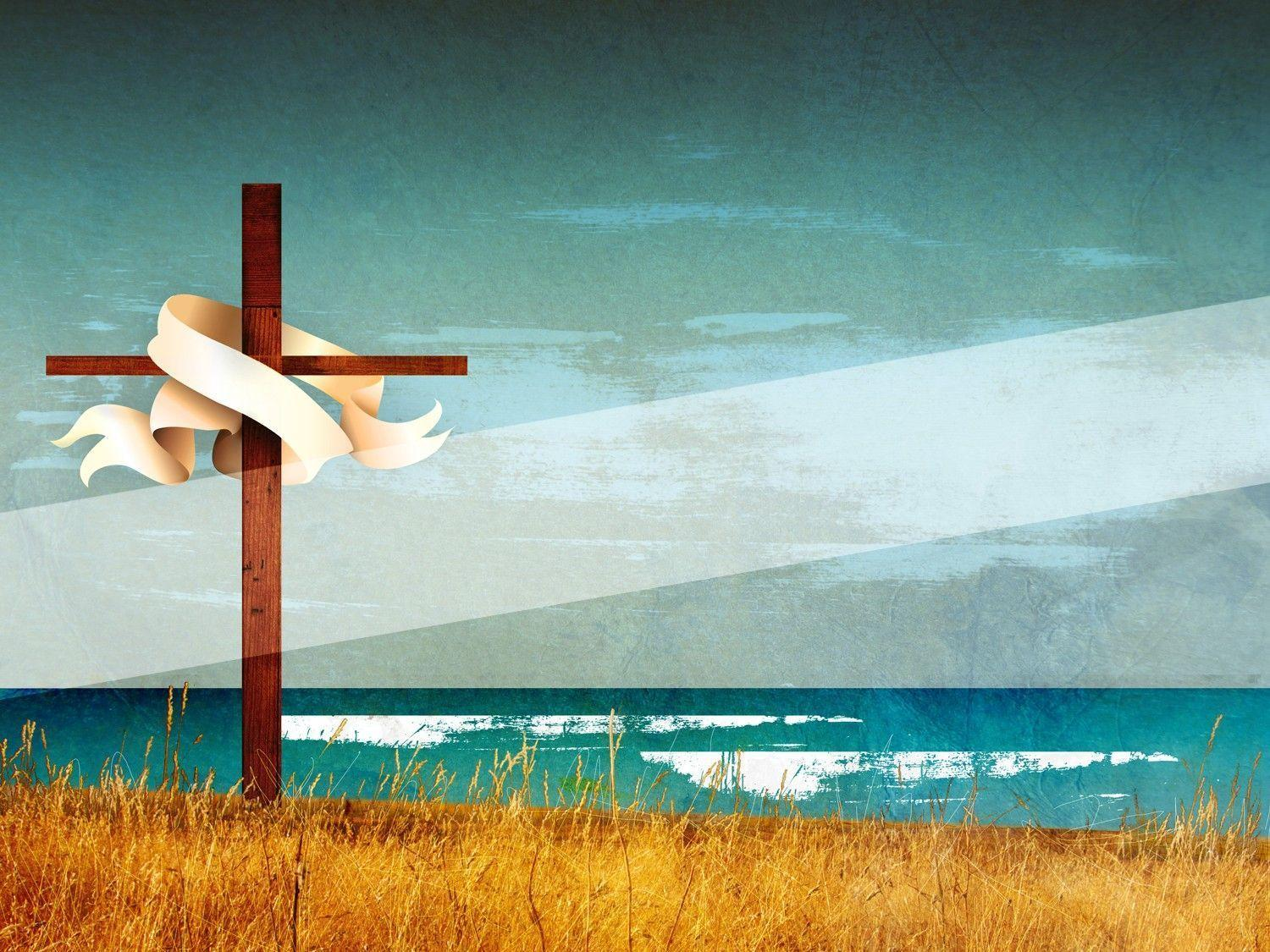 Cross images with backgrounds wallpaper cave - Religious easter wallpaper ...