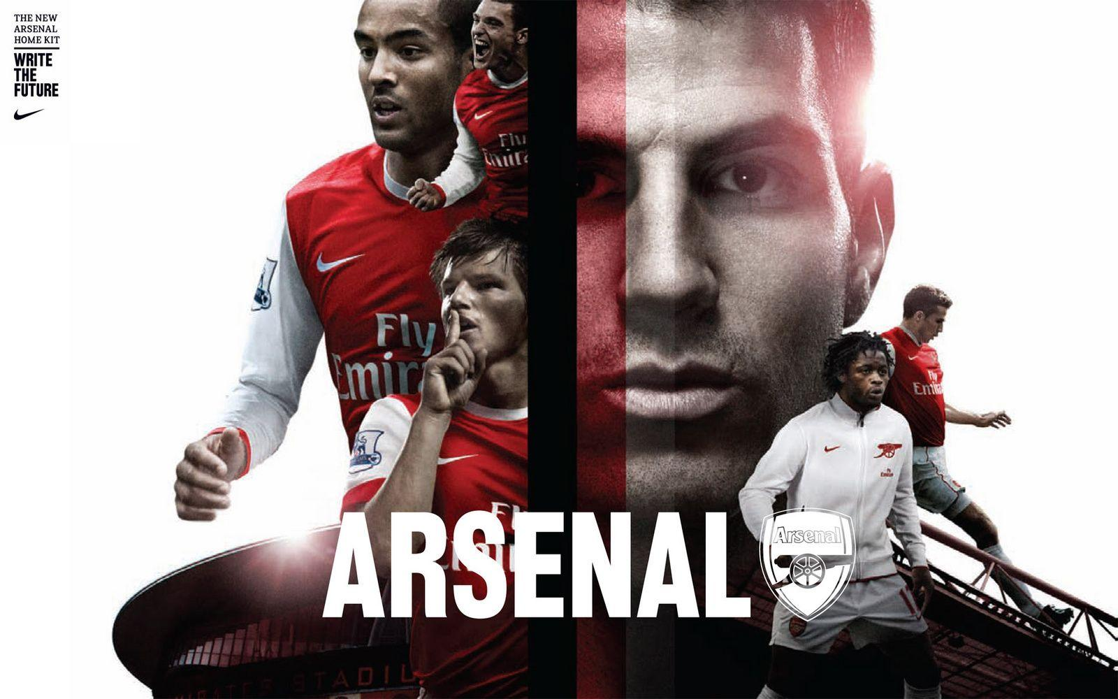 Arsenal Wallpaper 2012 Hd Wallpaper | Football Wallpaper HD