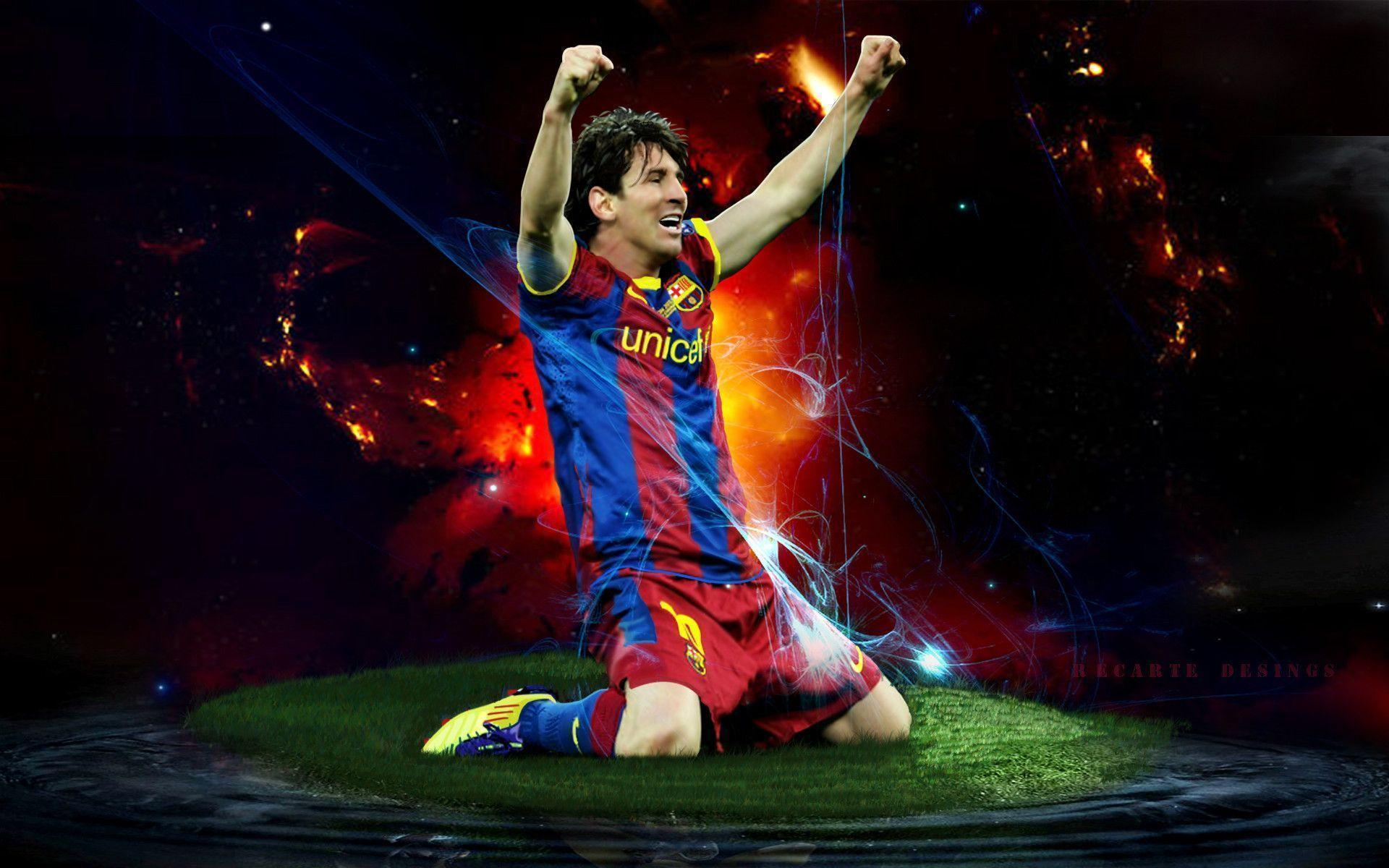Fonds d'écran Lionel Messi : tous les wallpapers Lionel Messi