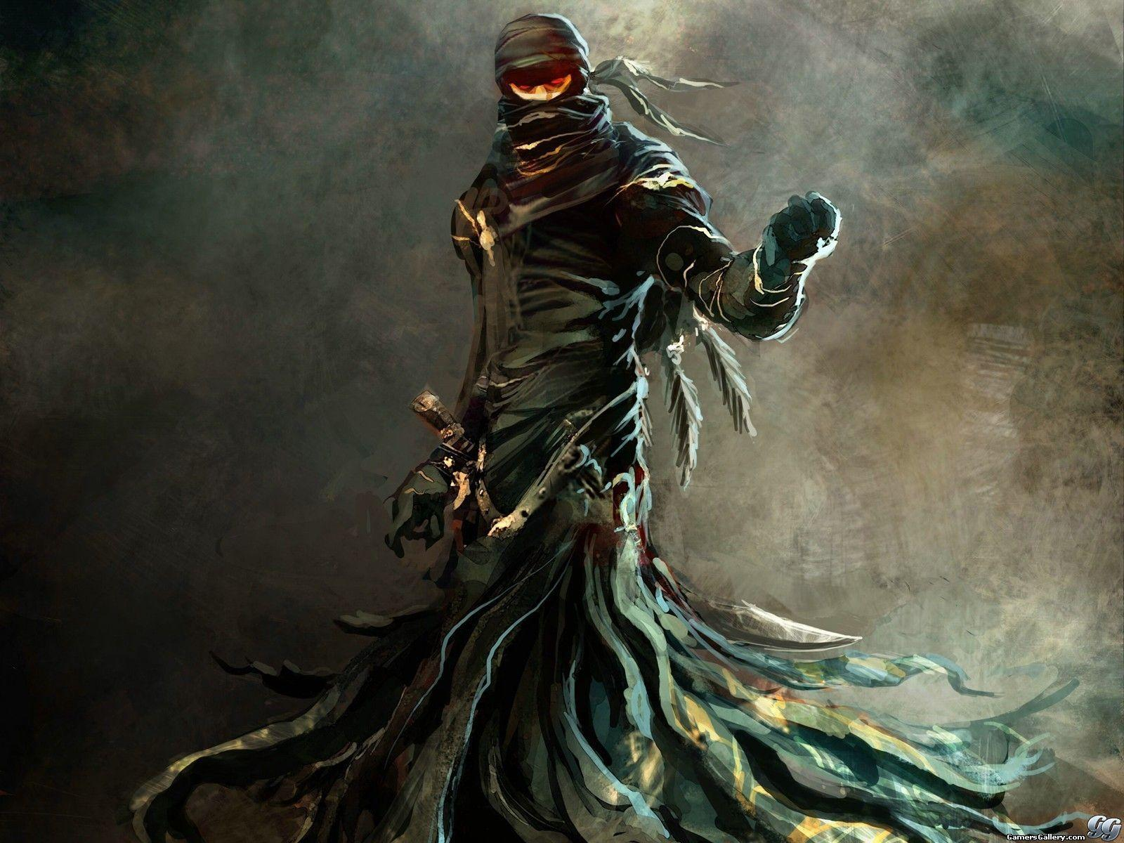Prince Of Persia Warrior Within Wallpapers Wallpaper Cave