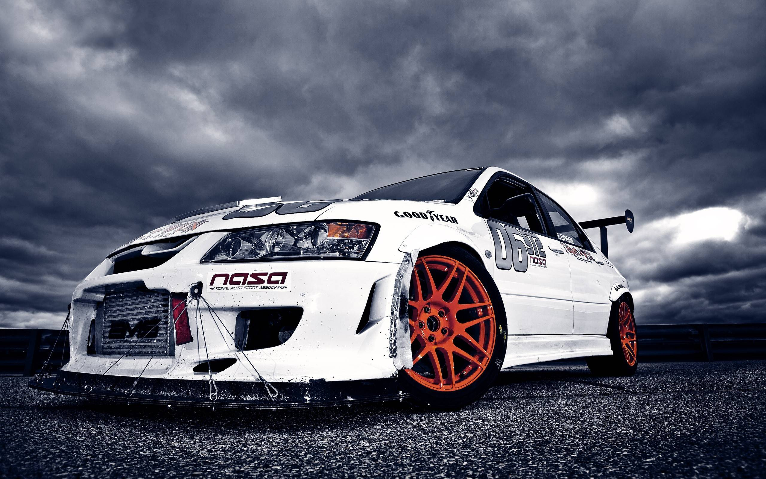 Mitsubishi Evo 8 Wallpaper