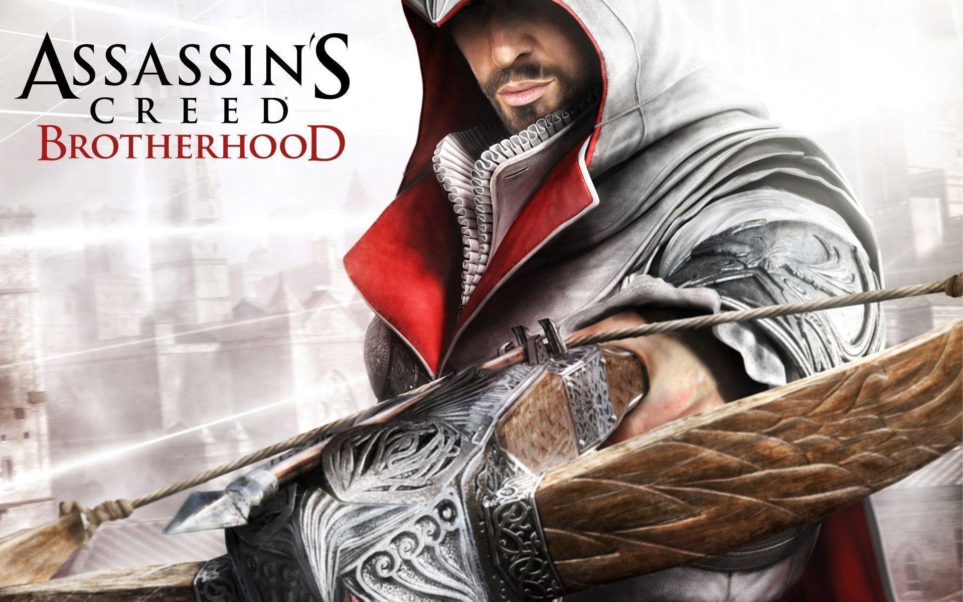 51 Assassin's Creed: Brotherhood Wallpapers   Assassin's Creed ...
