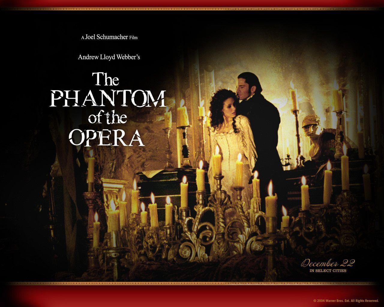 Phantom Of The Opera Wallpapers Wallpaper Cave