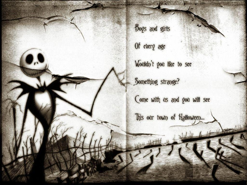 Nightmare Before Christmas Wallpapers 5