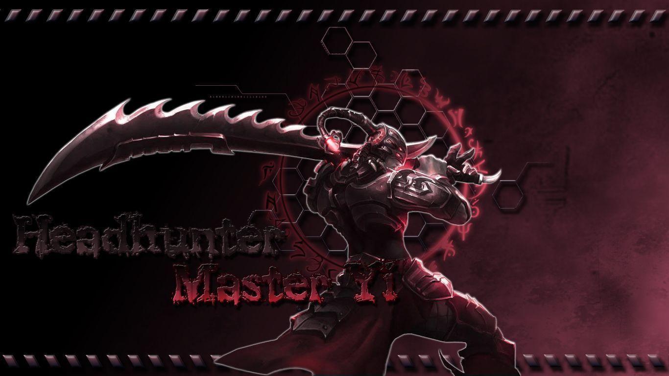 Master Yi Wallpapers - Wallpaper Cave