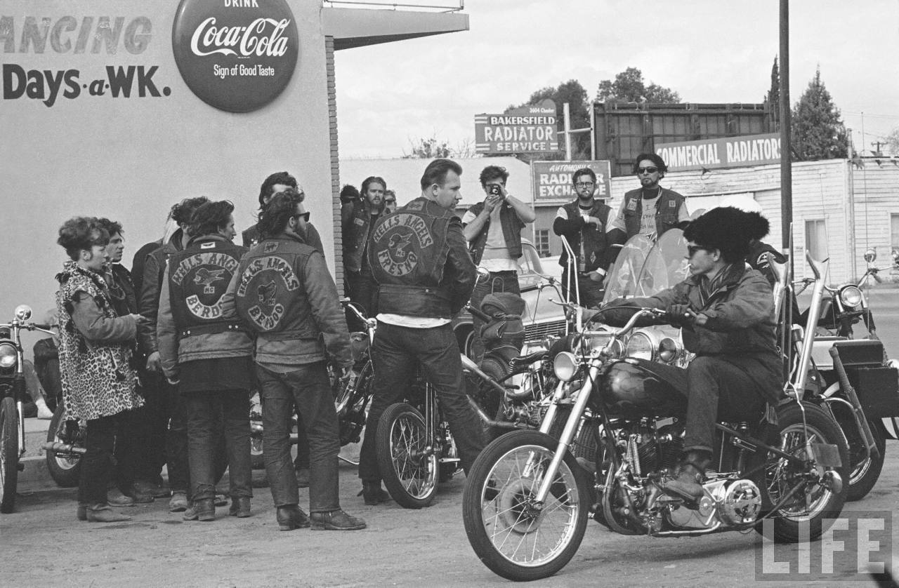 anthony luke's not-just-another-photoblog Blog: Hells Angels by ...
