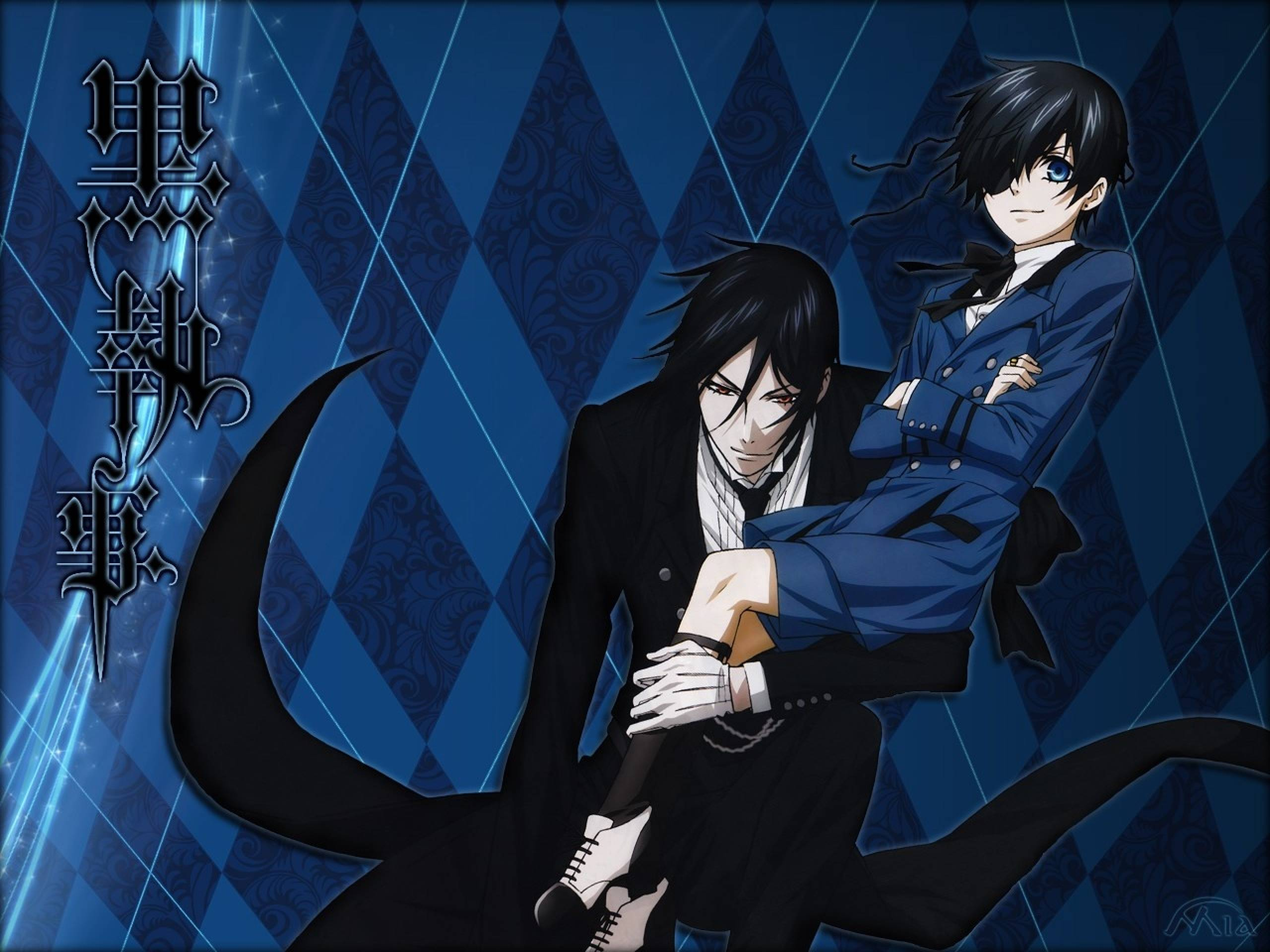 Black Butler Characters 13 241275 Image HD Wallpapers