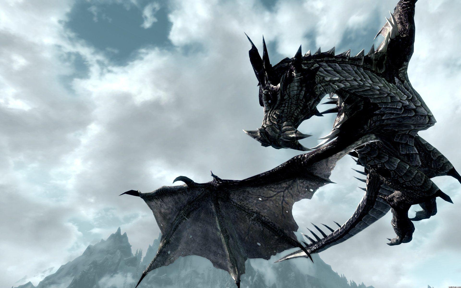 Hd wallpaper dragon - Flying Dragon Exclusive Hd Wallpapers 4295