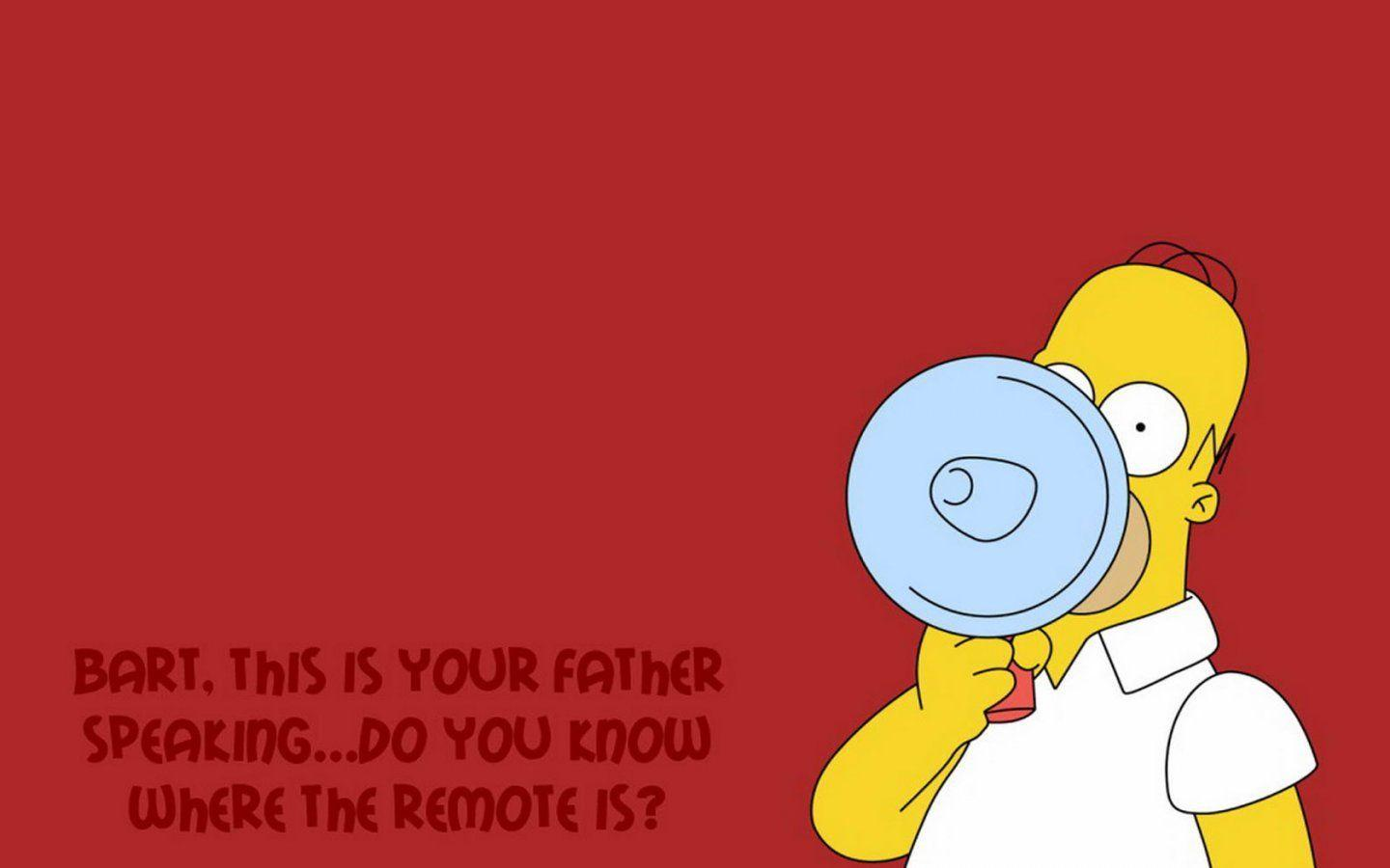 Funny simpsons wallpapers wallpaper cave for Simpsons wallpaper for bedroom